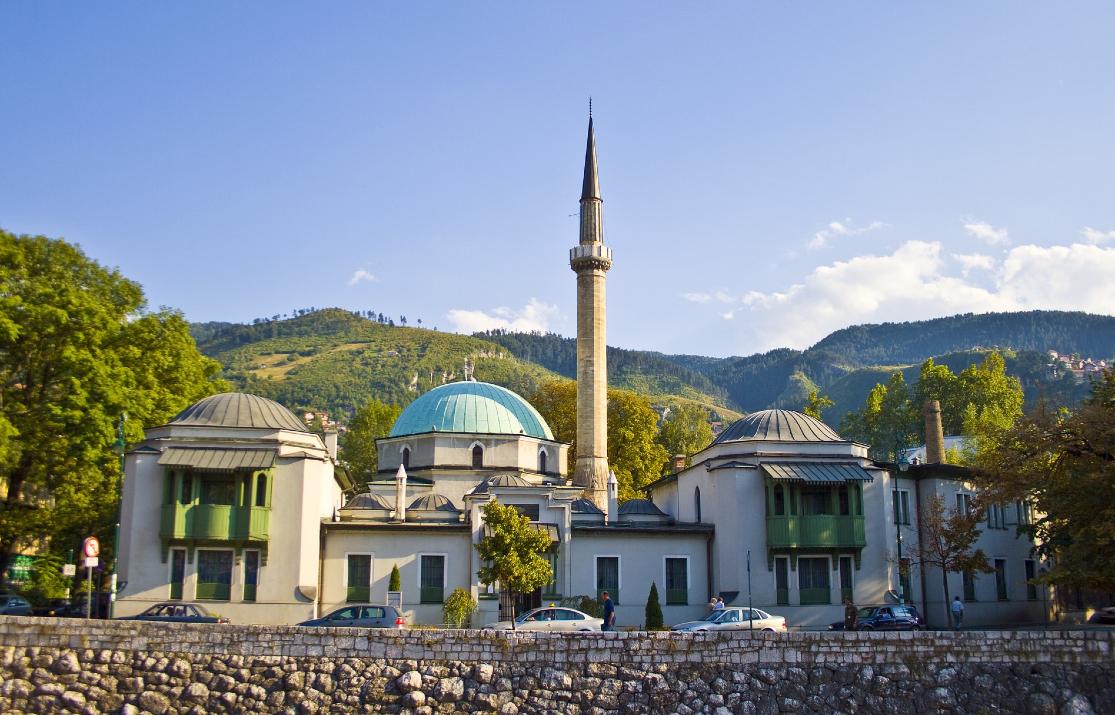 Sarajevo-dzamioja