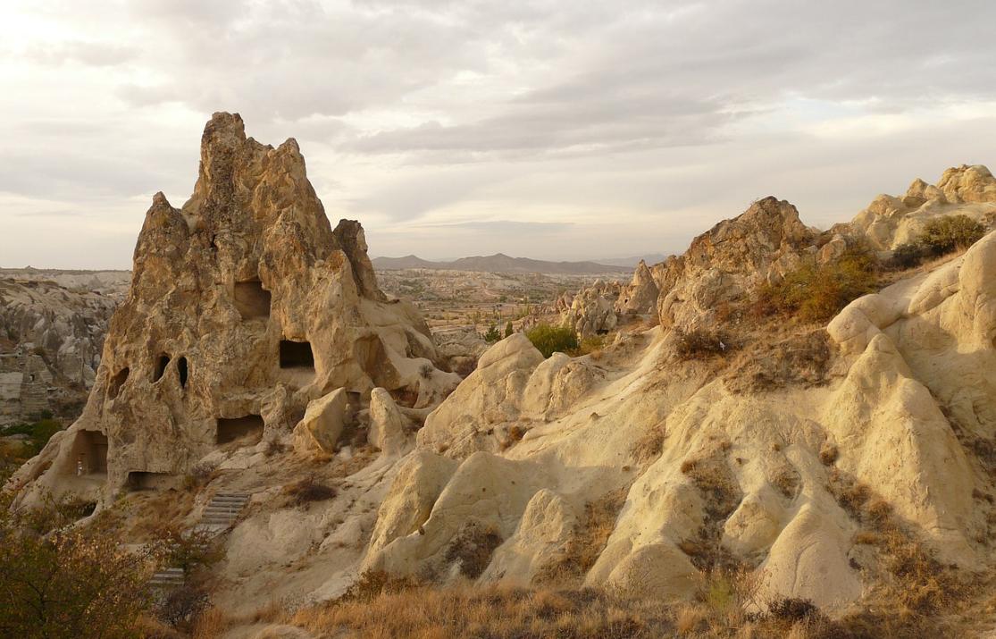 goreme-Capadokia