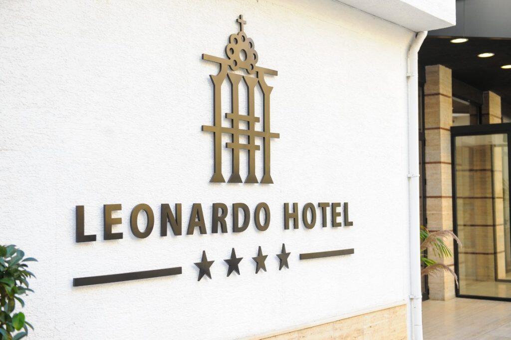 hotel Leonardo loby