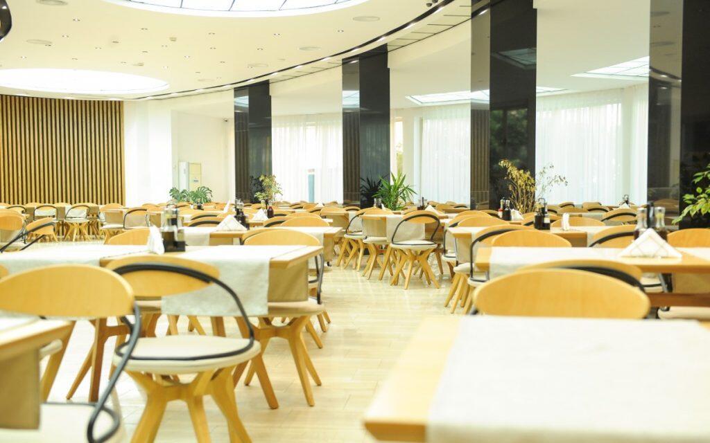 hotel Leonardo restoran