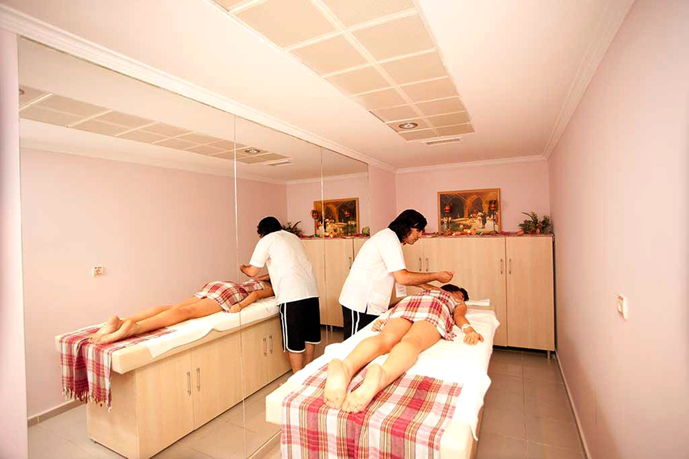 dabaklar masaža